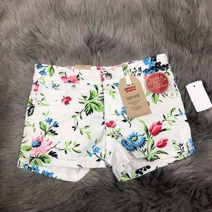 Levi's Floral Shorty Short (PM851)